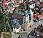 St. Jacobs's Church, photo: Suchac.fa.da2, CC BY-SA 3.0 Unported
