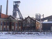 Ostrava, důl Hlubina, foto: Jan Kukal