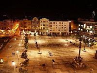 Ostrava, Masarykovo náměstí, foto: LabBrab, CC BY-SA 4.0