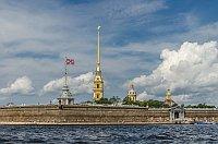 Петропавловская крепость, Фото: Алекс Федоров, CC BY-SA 4.0