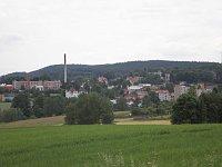 Plesná heute (Foto: www.wikimedia.org)