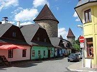 La ville de Polička, photo: H Pepa, CC BY-SA 3.0 Unported