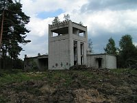 Ehemalige Gebäude der Sowjet-Armee am Hradový-Berg (Foto: Jiří Vackář, www.wikimedia.org)