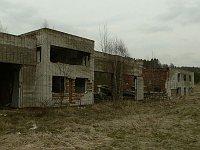 Ehemalige Gebäude der Sowjetarmee in Ralsko-Svébořice (Foto: www.wikimedia.org)