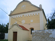 The synagogue in Strážnice, photo: www.zidovskepamatky.unas.cz