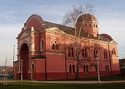 The synagogue in Uherské Hradiště, photo: www.zidovskepamatky.unas.cz
