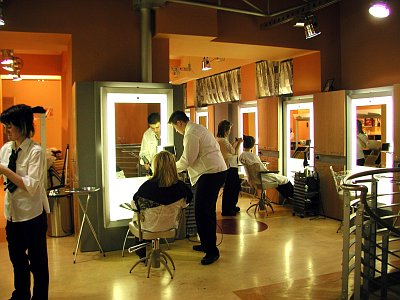 Salon de coiffure montreal pour noir idee coiffure cheveux for Tarif salon franck provost