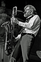 Gerry Mulligan, photo: Heinrich Klaffs, CC 1.0 license