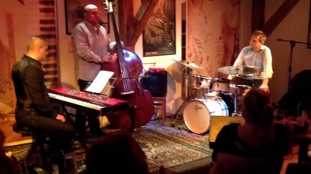 Otto Hejnic Trio (Foto: YouTube)