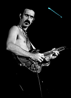 Frank Zappa, photo: Mark Estabrook