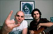 Ahmet Zappa and Dweezil Zappa, photo: www.zappa.com
