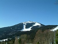 Großer Arber (Foto: Deconstruct, Wikimedia CC BY-SA 3.0)