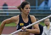 Kateřina Baďurová, photo: Daniel Beran, MFDnes