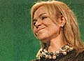 Dagmar Havlova, photo: David Port, MFDnes, 3.1.06