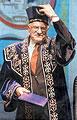 Le président Vaclav Klaus au Kazakhstan, photo: Dan Materna, MFDnes, 9.9.2004