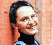 Zuzana Navarov, foto: Ji Turek (MF Dnes, 8.12.2004)