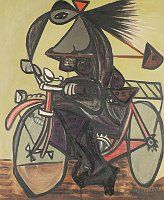 Bicicleta (1947), foto: Tenerife Espacio de Artes