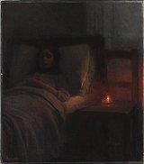 Jakub Schikaneder, Das tote Mädchen (Foto: Archiv der Nationalgalerie in Prag)