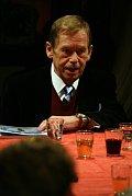 Václav Havel (Foto: Úsvit v Čechách)