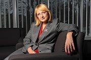 Jitka Seitlová, gegenwärtige Stellvertreterin des Ombudsmannes (Foto: www.ochrance.cz)