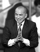 Norodom Sihamoni (Foto: www.camnet.com.kh)