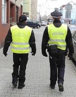 Asistent prevence kriminality většinou chodí spolu se strážníkem (Foto: Městská policie Brno)