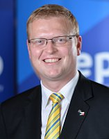 Pavel Bělobrádek, photo: archive of European People's Party, CC BY 2.0