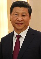 Xi Jinping, photo: Antilong / CC BY-SA 3.0