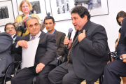 Setkání s romskými osobnostmi (Foto: www.combatcamera.ca)
