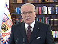 Prsident Vclav Klaus