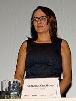 Adriana Krnáčová (Foto: Luděk Kovář, Wikimedia CC BY-SA 3.0)