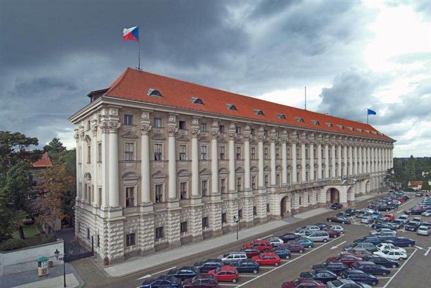 Černínský palác, foto: archiv MZV
