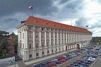 Černín Palace, photo: archive of Czech Ministry of Foreign Affairs