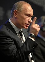 Vladimir Putin, photo: archiv of World Economic Forum, CC BY-SA 2.0