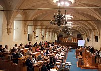 Czech Senate, photo: Krokodyl / CC BY-SA 3.0