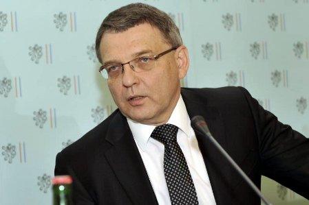Министр иностранных дел Чехии Любомир Заоралек, Фото: Архив МИД ЧР