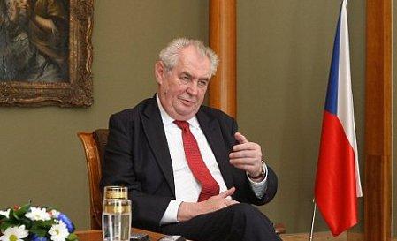 Miloš Zeman, photo: archive of the Office of the President