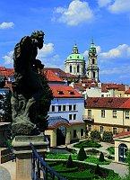 Vrtbovská Zahrada, photo: © City of Prague