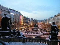 Wenceslas Square, photo: © City of Prague