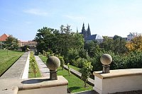 Олений ров, смотровая площадка Масарика - лишь некоторые из заслуг Йосипа Плечника, Фото: официальный сайт Праги