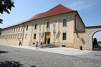 Caballerizas del Castillo de Praga, foto: Castillo de Praga