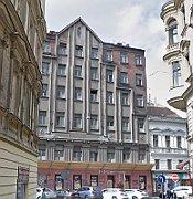 Haus in der Jungmannova Straße (Foto: Google Street View)