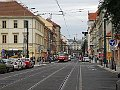 Карлин, ул. Соколовска, Фото: ŠJů, CC BY-SA 4.0