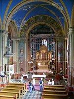 La iglesia católica en Praga-Čakovice, foto: Jirka23, Creative Commons 3.0
