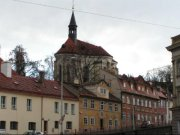 Iglesia de San Roque (Foto: www.hrady.cz)