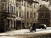 Das jüdische Stadtviertel in Liben (Foto: