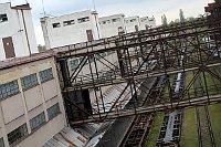 Железнодорожная разгрузочная товарная станция Жижков (Фото: Олег Фетисов)