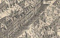 Jungmannova Straße 1769 (Quelle: Archiv des Historischen Instituts der Akademie der Wissenschaften)