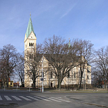 The church of St Norbert, photo: Matěj Baťha, Wikipedia
