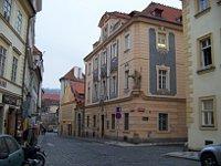 Straße U Lužického semináře (Foto: ŠJů, CC BY-SA 3.0)